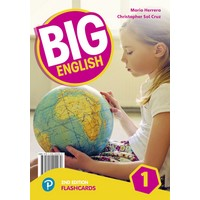 Big Englih 1 (2/E) Flashcards