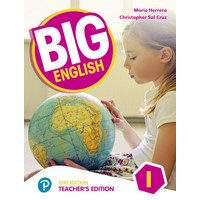 Big Englih 1 (2/E) Teachers Edition
