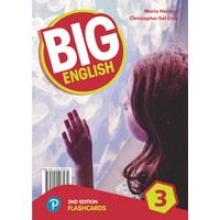 Big Englih 3 (2/E) Flashcards