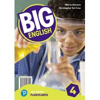 Big Englih 4 (2/E) Flashcards