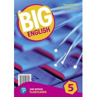 Big Englih 5 (2/E) Flashcards