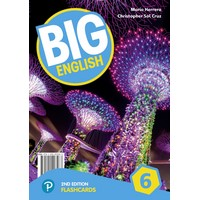 Big Englih 6 (2/E) Flashcards