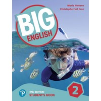 Big English 2e Student Book Level 2