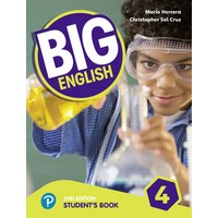 Big English 2e Student Book Level 4