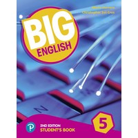 Big English 2e Student Book Level 5