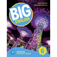 Big English 2e Student Book Level 6