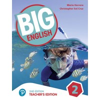 Big English American Edition (2/E) Teacher's Edition