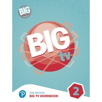 Big English 2 (2/E) Big TV Workbook