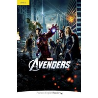 Pearson English Readers Level2 Marvel's The Avengers