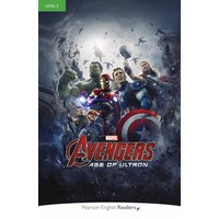 Pearson English Readers3: Marvel's Avengers: Age of Ultron