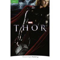 Pearson Readers Level 3 Marvel's Thor
