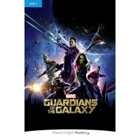 Person English Readers Level 4 Marvel's The Guardians of the Galaxy
