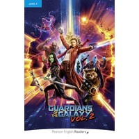 Pearson English Readers4: Marvel's Guardians of the Galaxy 2