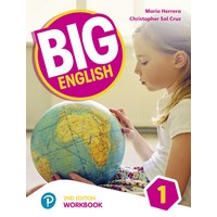 Big English 2e Workbook Level 1