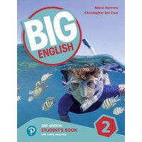 Big English2 (2E) Student Book with Online World Access Pack