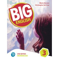 Big English 2e Workbook Level 3