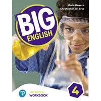 Big English 2e Workbook Level 4