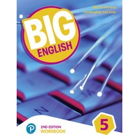 Big English 2e Workbook Level 5