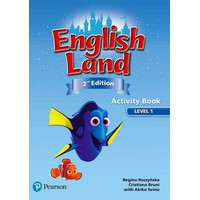English Land (2/E)  1 Activity Book