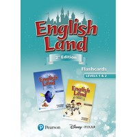 English Land (2/E)  1-2 Flashcards ( 1-2 set)