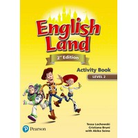 English Land (2/E)  2 Activity Book