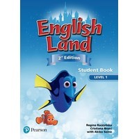 English Land (2/E) 1 Student Book + CD