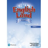 English Land (2/E)  1 Teacher's Book with DVD-ROM