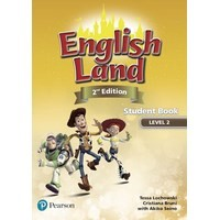 English Land (2/E) 2 Student Book + CD