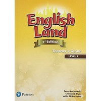English Land (2/E)  2 Teacher's Book with DVD-ROM