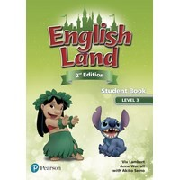 English Land (2/E) 3 Student Book + CD