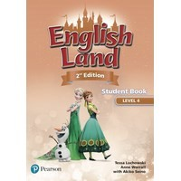 English Land (2/E) 4 Student Book + CD