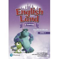 English Land 5(2/E) Student Book + CD