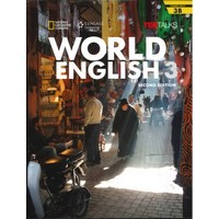 World English 3 (2/E) Combo Split 3B with Online Workbook