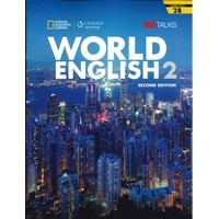 World English 2 (2/E) Combo Split 2B with Online Workbook