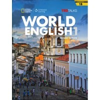 World English 1 (2/E) Combo Split 1B with Online Workbook