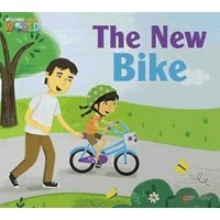 Welcome to Our World  Big Book Level 2 Big Book 8: A New Bike