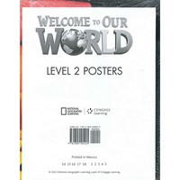 Welcome to Our World Level 2 Poster Set