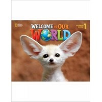 Welcome to Our World Level 1 Student Book with Student DVD