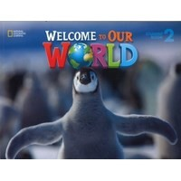 Welcome to Our World Level 2 Student Book with Student DVD