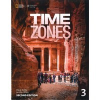 Time Zones (2/E) 3 Student Book Text Only