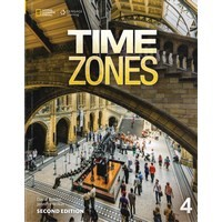 Time Zones (2/E) 4 Student Book Text Only