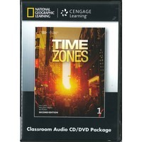 Time Zones (2/E) 1 Classroom Audio CD and DVD