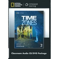 Time Zones (2/E) 2 Classroom Audio CD and DVD