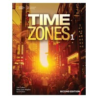 Time Zones (2/E) 1 Combo Split 1A with Online Workbook