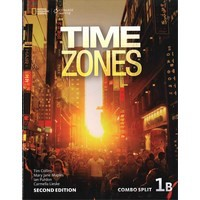 Time Zones (2/E) 1 Combo Split 1B with Online Workbook
