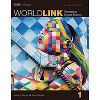 World Link (3/E) 1 Student Book (154 pp), Text Only