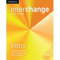 Interchange (5/E) Intro Student's Book with Online Self-Study