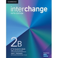 Interchange (5/E) Level 2B Student's Book with Online Self-Study