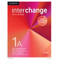 Interchange (5/E) Level 1A Student's Book with Online Self-Study and Online Workbook