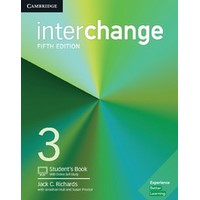 Interchange (5/E) Level 3 Student's Book with Online Self-Study